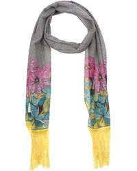 Who*s Who - Oblong Scarves - Lyst