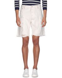 Denim & Supply Ralph Lauren - Denim Bermudas - Lyst