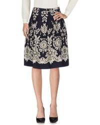 Samantha Sung - Knee Length Skirts - Lyst