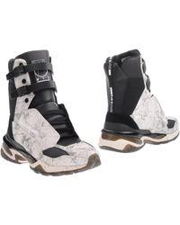 Alexander McQueen X Puma - Ankle Boots - Lyst 939356ba3