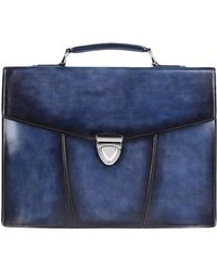 Santoni | Work Bags | Lyst