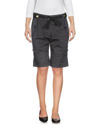 Boutique Moschino - Bermuda Shorts - Lyst