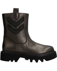 Brunello Cucinelli - Ankle Boots - Lyst