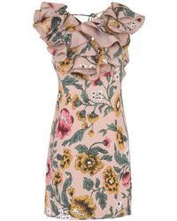 C/meo Collective - Short Dress - Lyst