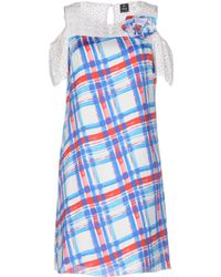 Lafty Lie - Short Dress - Lyst