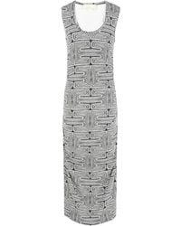 Nicole Miller Artelier - 3/4 Length Dress - Lyst