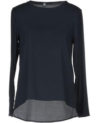 Eleventy - Blouse - Lyst