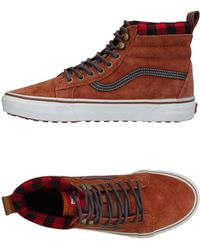 Vans - High-tops & Trainers - Lyst