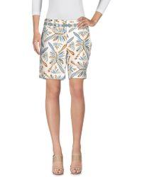 Versace - Bermuda Shorts - Lyst