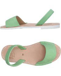 Les Chausseurs - Sandals - Lyst