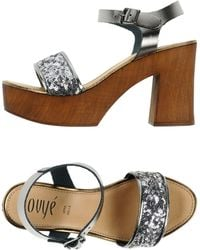 Ovye' By Cristina Lucchi - Mules - Lyst