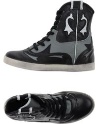 Fornarina Sportglam - High-tops & Trainers - Lyst