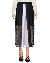 Paolo Errico - 3/4 Length Skirts - Lyst