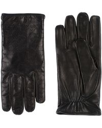 Emporio Armani - Handschuhe - Lyst