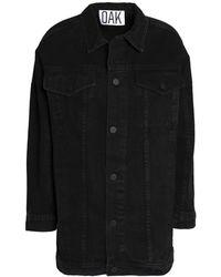 OAK - Denim Outerwear - Lyst