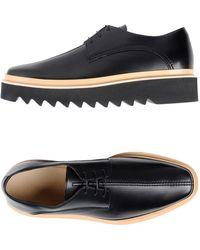 Stella McCartney - Zapatos con Cordones para Hombre - Lyst