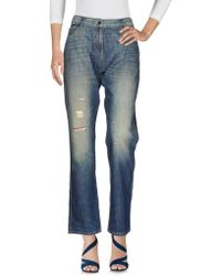 Sass & Bide - Denim Trousers - Lyst
