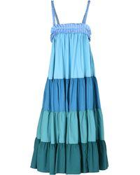 Leitmotiv - 3/4 Length Dress - Lyst