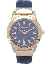 Karl Lagerfeld - Wrist Watches - Lyst