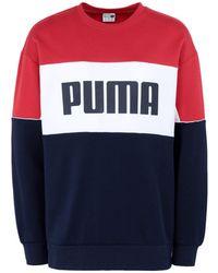 PUMA - Sweat-shirt - Lyst