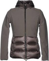 Rrd - Down Jacket - Lyst