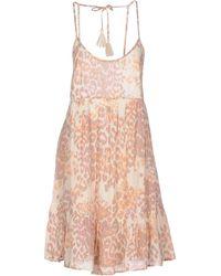 Rip Curl - Short Dress - Lyst