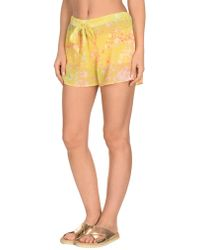 Miss Naory - Beach Shorts And Pants - Lyst