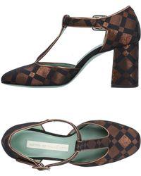 Paola D'arcano - Court Shoes - Lyst