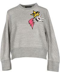 DSquared² - Sweatshirts - Lyst