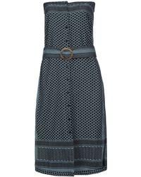 Cecilie Copenhagen - Knee-length Dress - Lyst