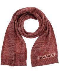 Rochas - Oblong Scarf - Lyst