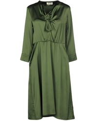 Niu - Knee-length Dresses - Lyst
