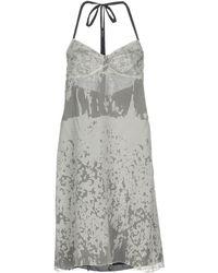 CoSTUME NATIONAL - Knee-length Dress - Lyst