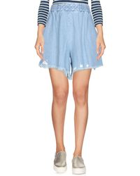 Rachel Comey - Denim Shorts - Lyst