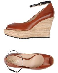 Tod's - Court - Lyst
