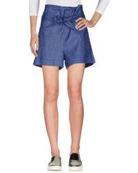 Vivienne Westwood Anglomania - Denim Shorts - Lyst