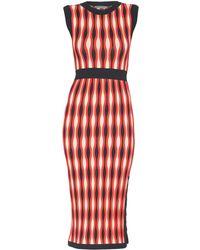 Sportmax - Short Dress - Lyst