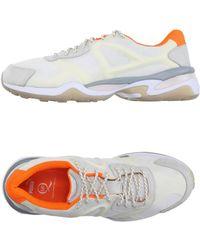 Alexander McQueen X Puma - Run Leather Low-Top Sneakers - Lyst