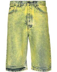 Paura - Bermuda jeans - Lyst