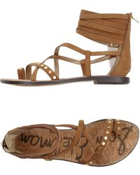 Sam Edelman - Toe Post Sandal - Lyst
