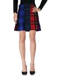 Le Kilt - Knee Length Skirt - Lyst