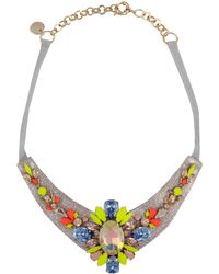 Matthew Williamson - Necklace - Lyst