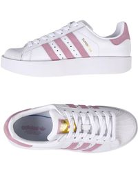 adidas Originals - Superstar Bold W Women's Shoes (trainers) In White - Lyst