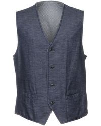 AT.P.CO - Vests - Lyst