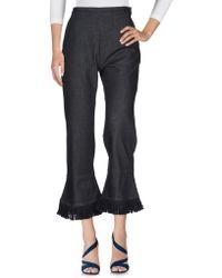 MAX&Co. - Denim Trousers - Lyst