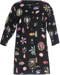 Boutique Moschino | Multi-print Coat | Lyst