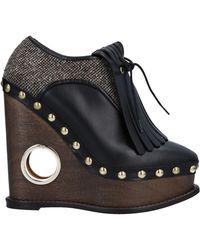 Paloma Barceló - Lace-up Shoe - Lyst