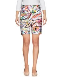Jeremy Scott - Bermuda Shorts - Lyst