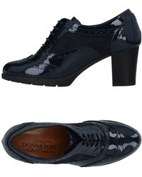 Donna Soft - Lace-up Shoes - Lyst