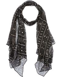 Ralph Lauren Collection - Oblong Scarf - Lyst